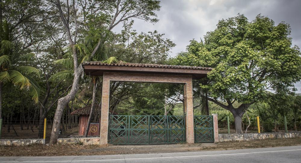 La hacienda rupestre La Sobriedad de Chico López se encuentra en el kilómetro 37 de la carretera vieja que va de Managua a León. LA PRENSA / Óscar Navarrete.
