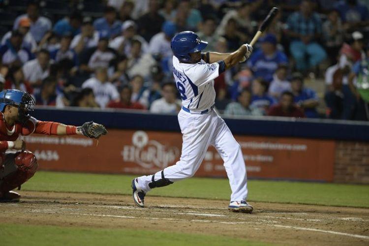 La Selección de Beisbol de Nicaragua derrotó a su similar de Canadá para ganar el bronce del torneo Pre Panamericano de Sao Paulo, Brasil, este domingo. LA PRENSA/ARCHIVO/MANUEL ESQUIVEL