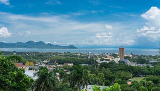 Vista panorámica de Managua / LA PRENSA / Getty Images