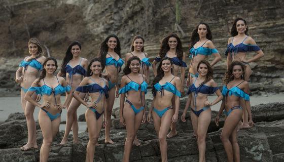 Miss Nicaragua 2018, Miss Nicaragua, candidatas a Miss Nicaragua 2018