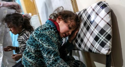 GutaOriental, Siria