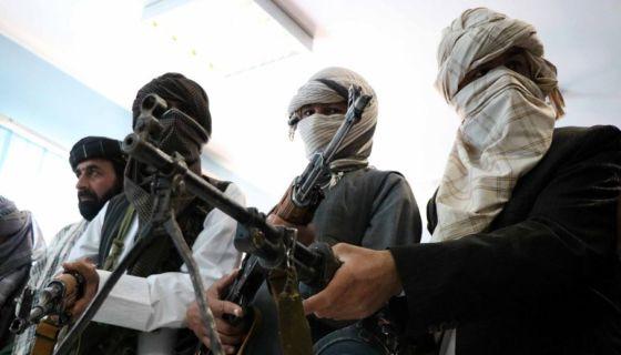 talibanes, Estados Unidos