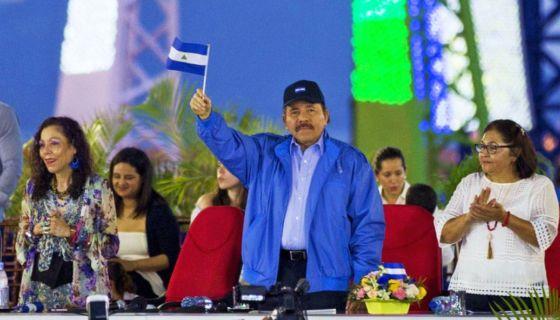 Daniel Ortega, Venezuela