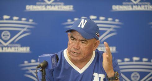 Julio Sánchez dirigió a la Selección Nacional de Beisbol en los Juegos Centroamericanos y lo hará también en los Centroamericanos y del Caribe. LA PRENSA/MANUEL ESQUIVEL