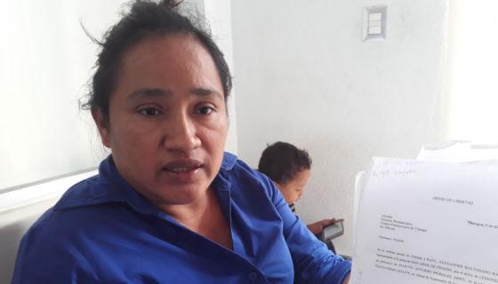 detención ilegal en Nicaragua