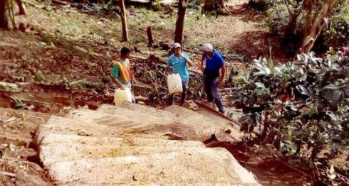 Panamericana, Honduras, puesto fronterizo