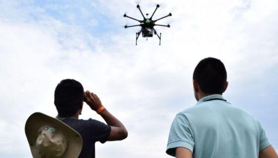 Drones, cosep,