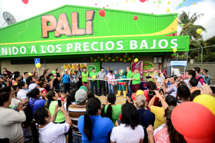 Walmart, Palí, inversión, Masaya, Maxi Palí
