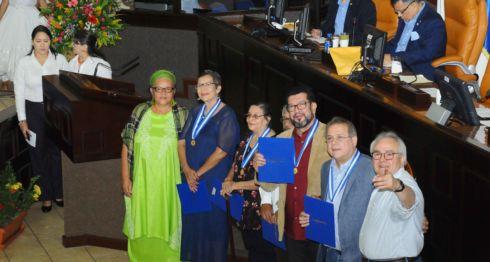 Periodistas, Asamblea Nacional