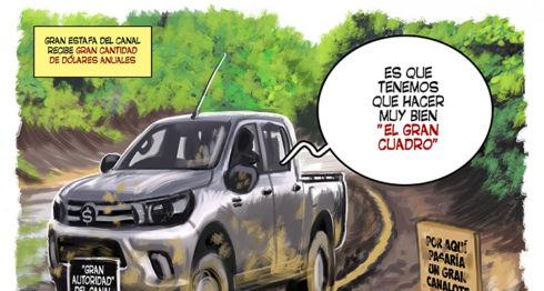 caricatura, LA PRENSA