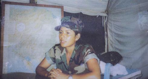 la Contra de Nicaragua, mujeres,, guerra, Nicaragua