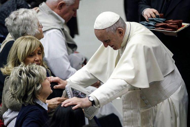 Papa Francisco, Ginebra