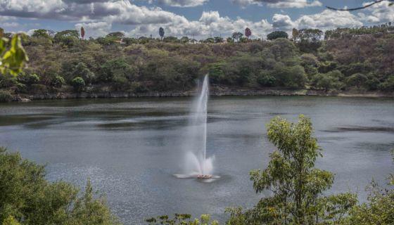 Laguna de Tiscapa, Managua, senderismo