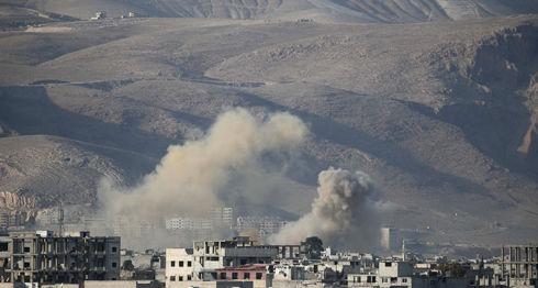 Guta Oriental, guerra, Siria