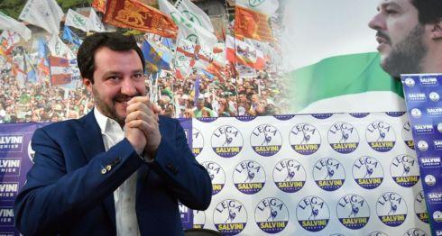 elecciones italia, Liga Norte