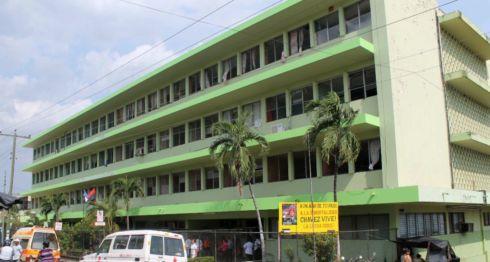 El Hospital Escuela Óscar Danilo Rosales (HEODRA) de León. LA PRENSA/ EDDY LÓPEZ