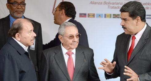 Cumbre Alba, Daniel Ortega, dictadura, apoyo a Nicolás Maduro