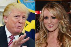 Stormy Daniels, Donald Trump, ACTRIZ PORNO