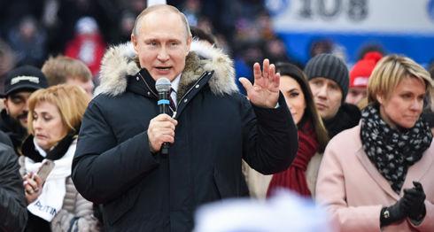Vladímir Putin, armas nucleares