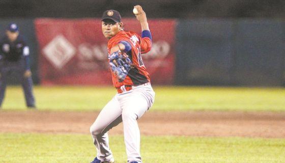 Wilton López no abrió en la primera serie de León en la edición 2018 del Campeonato Nacional de Beisbol Superior. LAPRENSA/Roberto Fonseca