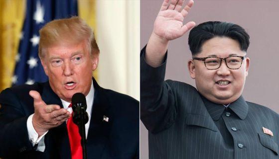Kim Jong-un, Corea del Norte, Donald Trump