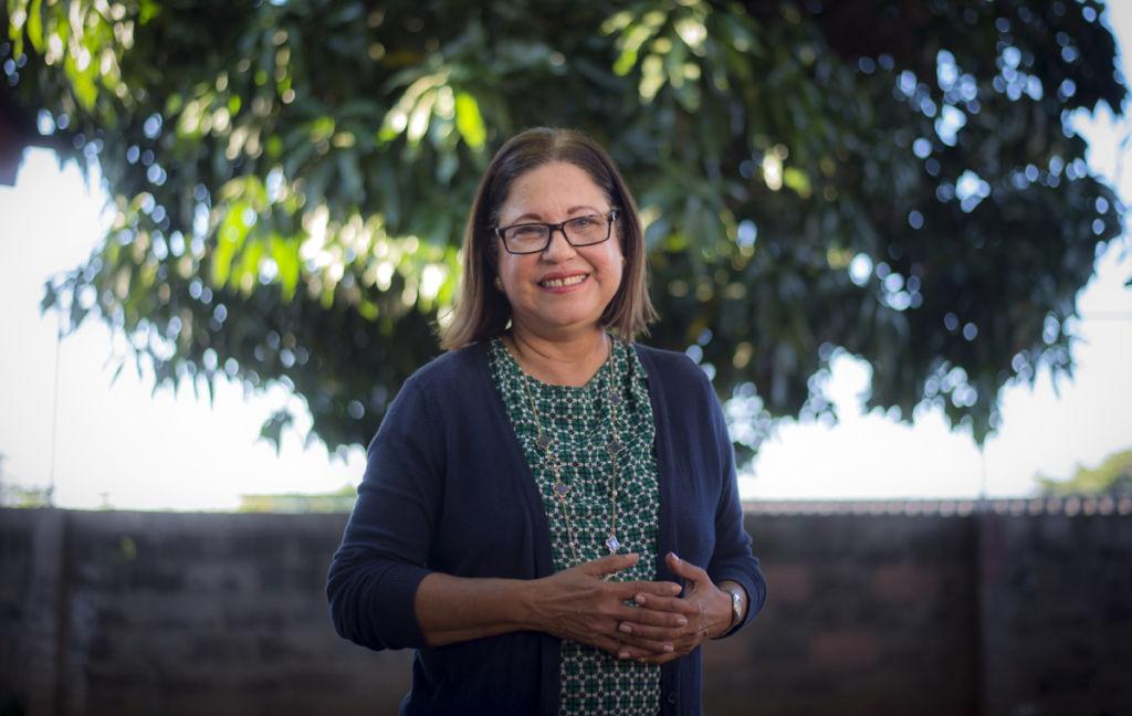 Violeta Granera, política nicaragüense. LA PRENSA / Óscar Navarrete.