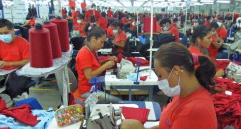 En Nicaragua las maquilas se han convertido en una de las principales fuentes de empleo de la población. LA PRENSA/ ARCHIVO