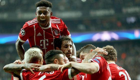 El Bayern de Múnich lleva once partidos consecutivos ganados en Champions League. LA PRENSA/EFE/ Erdem Sahin
