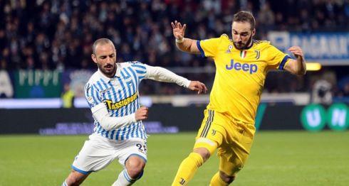 La Juventus dejó ir dos puntos por primera vez en la presente temporada a la Serie A italiana. LA PRENSA/EFE/EPA/ELISABETTA BARACCHI