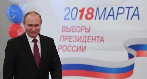 vladimir putin, elecciones rusas, elecciones en rusia