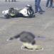 Un motociclista muere al chocar contra una rastra en la cuesta El Plomo