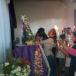 Feligreses con sus mascotas abarrotan iglesia de San Lázaro en Monimbó, Masaya