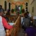 Fieles católicos llegan a San Rafael del Norte para honrar al padre Odorico