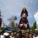 Más de 445 carretas peregrinas llegan al santuario de Popoyuapa, Rivas
