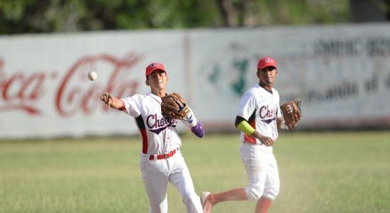 Los Toros de Chontales tienen balance de ocho victorias y una derrota, en el arranque del Campeonato Nacional de Beisbol Superior Germán Pomares. LA PRENSA/ACHIVO/MAYNOR VALENZUELA