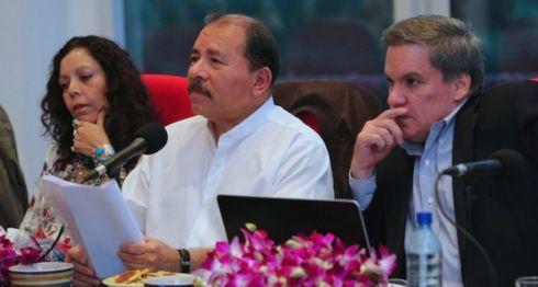 José Adán Aguerri, Cosep, INSS, Daniel Ortega, Rosario Murillo