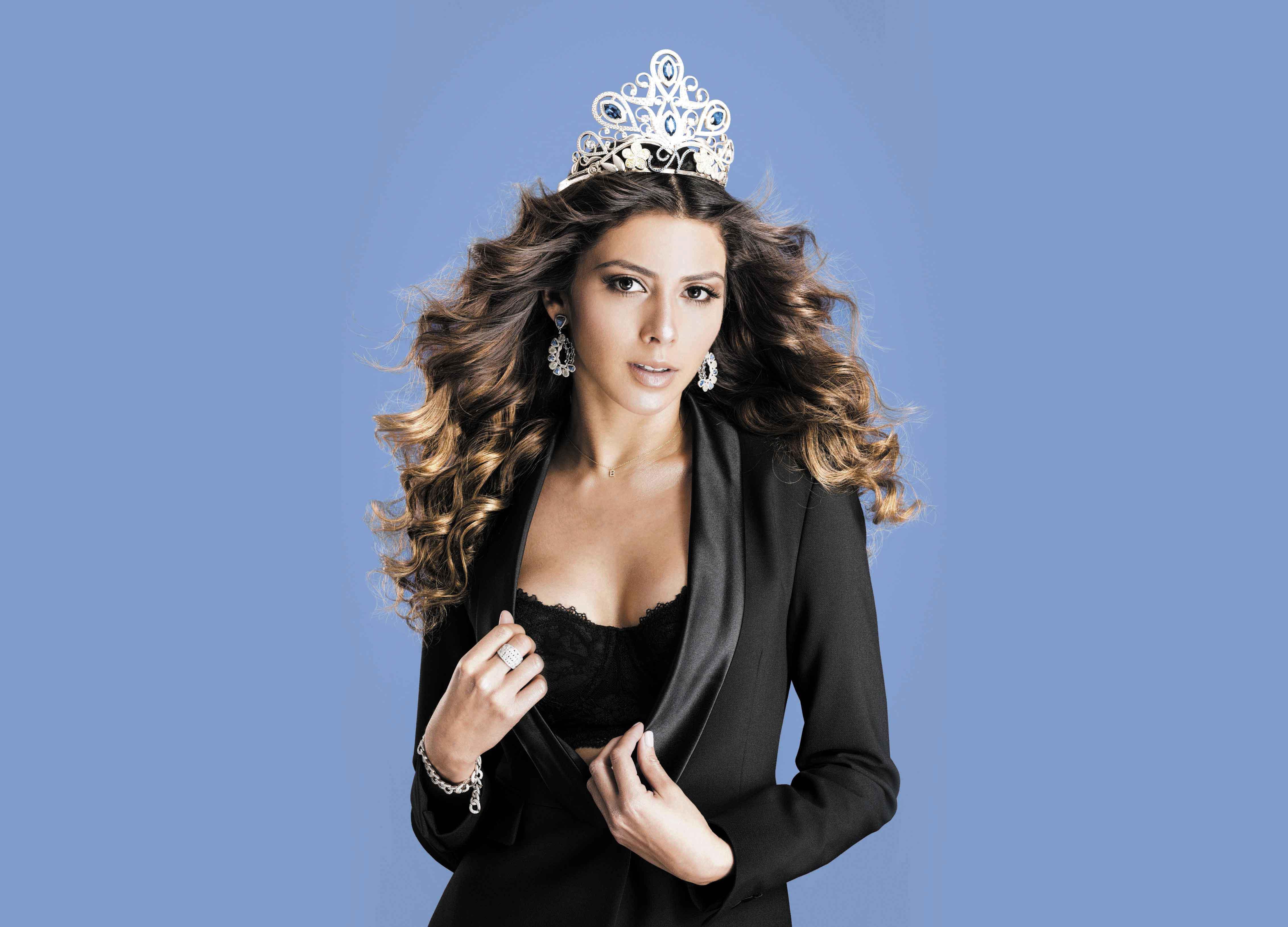 Berenice Quezada Crowned Miss Nicaragua 2017: Berenice Quezada, Miss Nicaragua 2017, Cumplió Con Su Misión