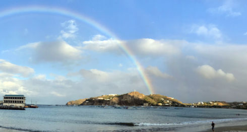 San Juan del Sur, foto del lector, LA PRENSA