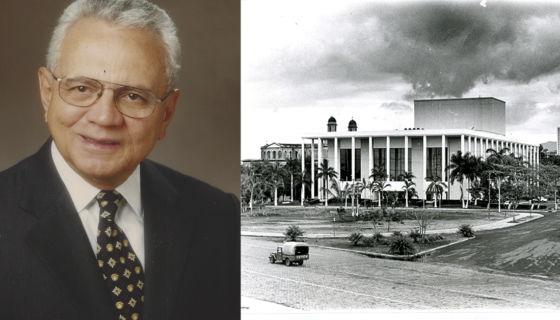 José Francisco Terán, Managua, Catedral de Managua