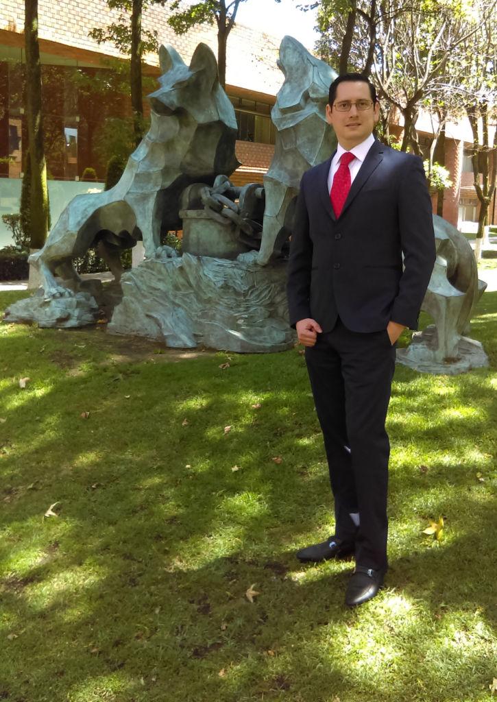 Uriel Pineda, especialista y catedrático en derechos humanos. LA PRENSA / Cortesía