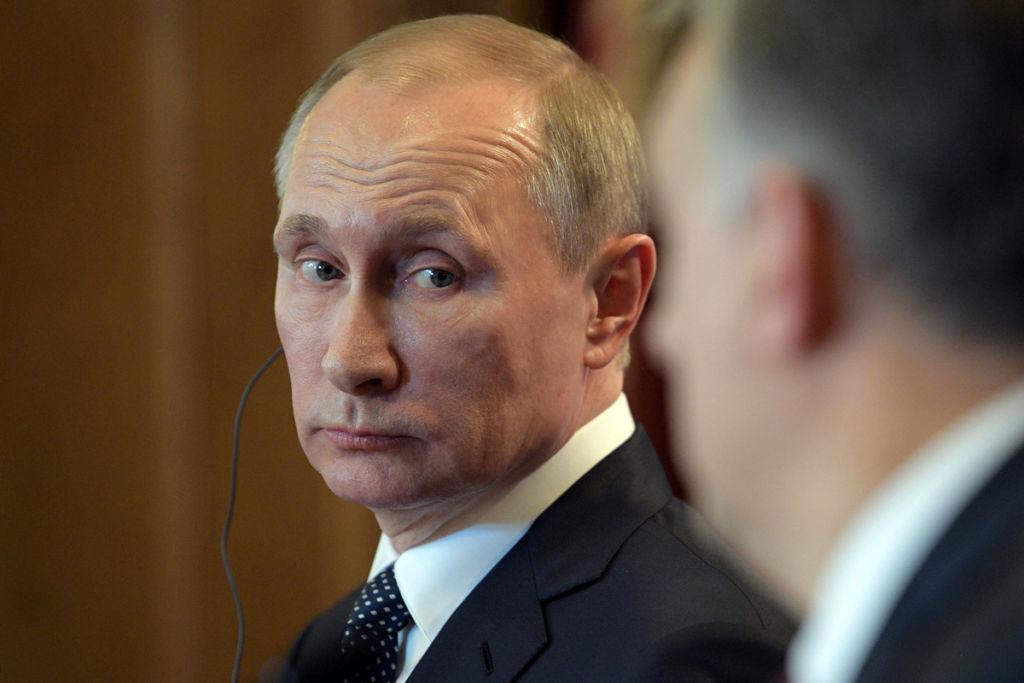 Vladimir Putin, Rusia