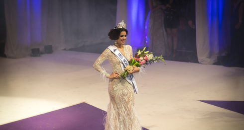 Miss Nicaragua, Adriana Paniagua