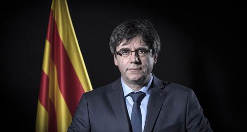 Carles Puigdemont, Alemania