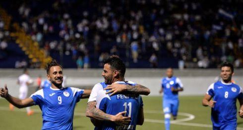 Nicaragua contra Argentina, Selección Nicaragüense de Futbol