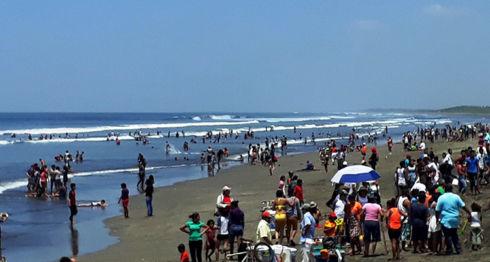 playas de Chinandega
