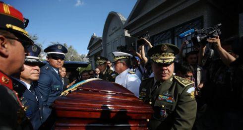 Dictador, Guatemala