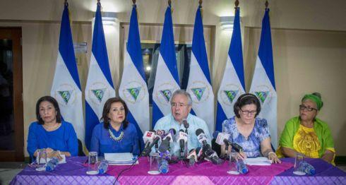 polémicas reformas, redes sociales, Nicaragua