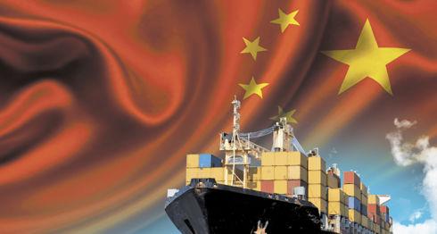 China, exportaciones
