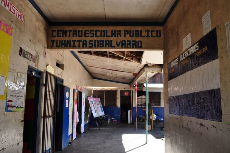escuela Boaco