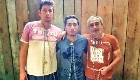 Ecuador, FAC, periodistas secuestrados